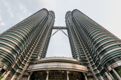 petronas twin towers Obraz Royalty Free