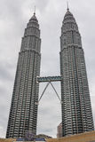 petronas twin towers Zdjęcia Stock