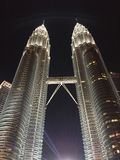 petronas twin towers Obraz Royalty Free