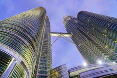 Free Petronas Twin Towers Stock Photo - 85894220