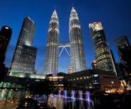 Petronas Twin Towers Royalty Free Stock Image