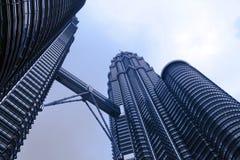 Petronas Twin Towers Stock Photos