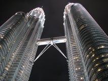 Petronas Twin Towers, Kuala Lumpur Royalty Free Stock Images