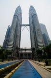 Petronas Royalty Free Stock Photo