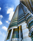 Petronas Twin Towers Royalty Free Stock Images