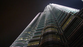Petronas Twin Towers Kuala Lumpur Stock Image