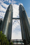 Petronas Twin Towers, Malaysia. This is a photo of the Petronas Twin Towers, Malaysia Royalty Free Stock Photos