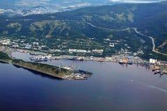 Petropavlovsk-Kamchatsky Royalty Free Stock Image