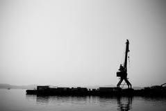 Petropavlovsk-Kamchatsky, seaport Royalty Free Stock Photos