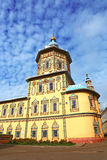 Petropavlovskiy cathedral  in Kazan Stock Images