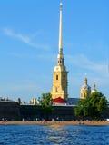 Petropavlovskiy-Kathedrale Stockfotos