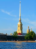 Petropavlovskiykathedraal Stock Foto's