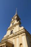 Petropavlovsky domkyrka Arkivfoto