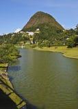 Petropolis in Brazilië stock foto's