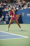 Petrova Nadya at US Open 2009 (38) Stock Image