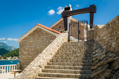 Free Petrovac Medieval Fortress Entry Royalty Free Stock Photo - 56601885