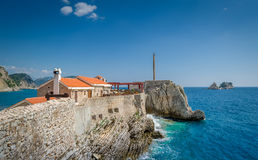 Petrovac medieval fortress Stock Photos