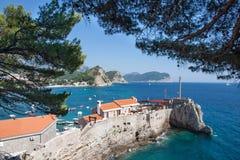 Petrovac, Montenegro Royalty Free Stock Image