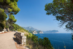 Petrovac, Montenegro Royalty Free Stock Images