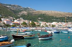 Petrovac, Montenegro Royalty Free Stock Photography