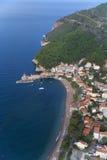 Petrovac na Mlavi, Montenegro Immagine Stock