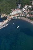 Petrovac na Mlavi, Montenegro Immagini Stock