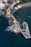 Petrovac na Mlavi, Montenegro Fotografie Stock