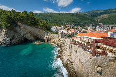 Free Petrovac Old Town Royalty Free Stock Image - 56602126