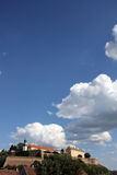petrovaradin форта стоковая фотография
