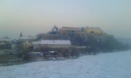 Petrovaradin fästning Royaltyfri Foto