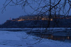 Petrovaradin forteca Obraz Stock