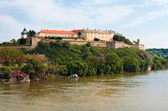 Petrovaradin Fortress Stock Photos