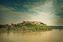 Petrovaradin fortress Novi Sad Stock Images