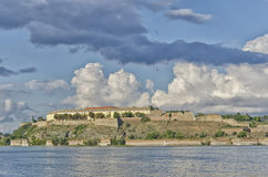 Petrovaradin Fortress Stock Photography