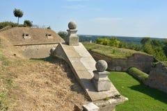 The Petrovaradin Fortress Royalty Free Stock Photo
