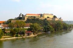 Petrovaradin Fortress, Serbia Royalty Free Stock Photos