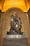 petrovich peter njegos памятника ii стоковая фотография