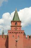 Petrovskaya (Ugreshskaya) wierza Moskwa Kremlin Obraz Stock