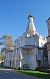 Petrovsky-Kirche auf Sadovaya-Straße in der Stadt von Pereslavl-Zalessky Russland Stockfotografie