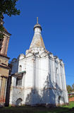 Petrovsky kyrka på den Sadovaya gatan, Pereslavl-Zalessky Ryssland Royaltyfri Bild