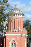 Petrovsky pałac Basztowy Moskwa Fotografia Stock