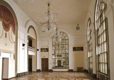 Petrozavodsk: Teatro musical da república Carélia Fotografia de Stock Royalty Free