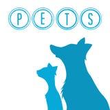 pets διανυσματική απεικόνιση