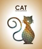 Pets design. Over beige background vector illustration royalty free illustration