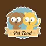 Pets design Stock Image