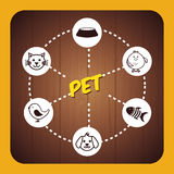 Pets design Stock Photos