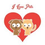 Pets design. Over white background vector illustration vector illustration