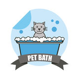 Pets design Royalty Free Stock Photos