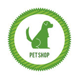 Pets design Stock Photography