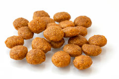 Pets Dried Food Or Kibble Stock Image